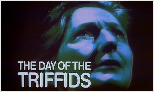 El dia de los trifidos, de John Wyndham.