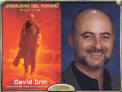Mensajero del Futuro, David Brin