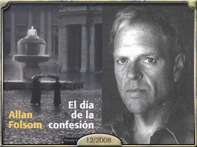 El dia de la confesión, Allan Folsom.
