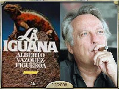 La Iguana, Alberto Vázquez Figueroa.