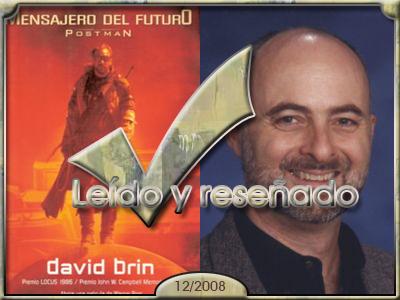 Mensajero del futuro, David Brin.