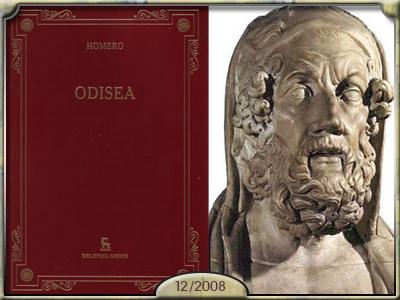 Odisea, Homero.