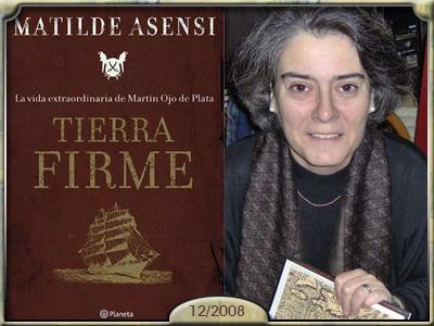 El Bibliófilo Enmascarado » Blog Archive » LEYENDO: Tierra Firme, de Matilde Asensi