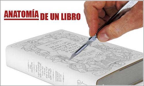 anatomia Anatomía de un libro