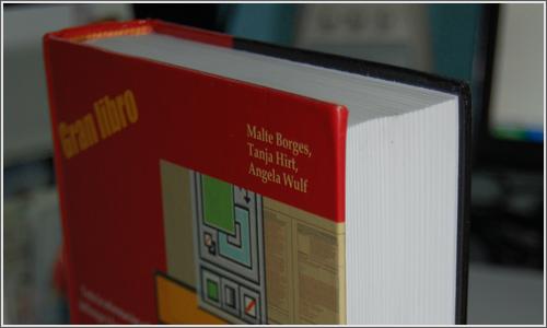 Cortes del libro.