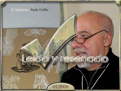 El Alquimista, Paulo Coelho.
