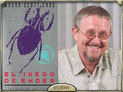 El juego de Ender, Orson Scott Card.