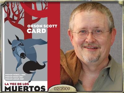 La voz de los muertos, Orson Scott Card.