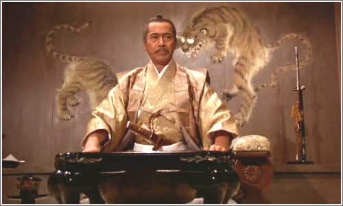 shogun toshiro mifune LEYENDO: Shogun, de James Clavell
