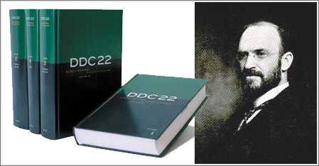 Sistema de clasificación decimal Dewey (DDC).