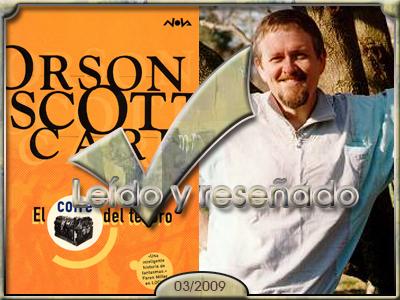 El cofre del tesoro, Orson Scott Card.
