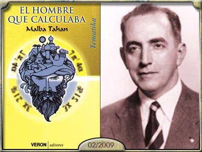 El hombre que calculaba, Malba Tahan.
