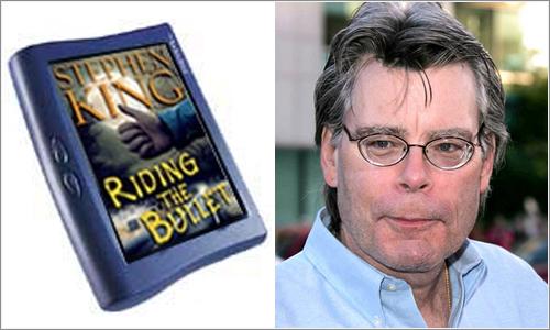 Stephen King abrió las puertas al libro digital con esta obra