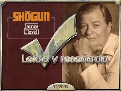 Shogun, James Clavell.