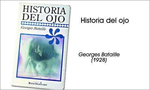 Historia del ojo. El libro.