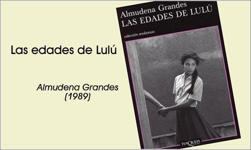 Las edades de Lulú. El libro.