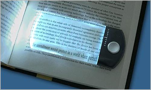 El bibli filo enmascarado blog archive 10 regalos para - Lamparas para leer libros ...