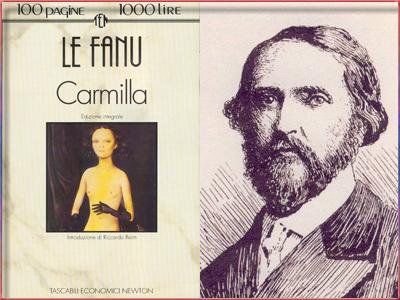 Carmilla, de J. Sheridan Le Fanu (1872).