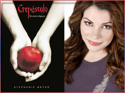 Crepúsculo, de Stephanie Meyer (2005).