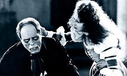 Escena de la película estrenada en el 1925 y protagonizada por Lon Chaney