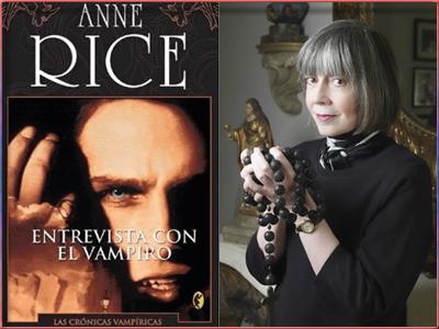 Entrevista con el vampiro, de Anne Rice (1976).