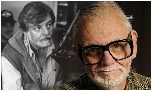 George Romero, el padre del zombi moderno.