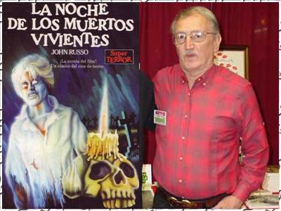 La noche de los muertos vivientes, de John Russo (1985).