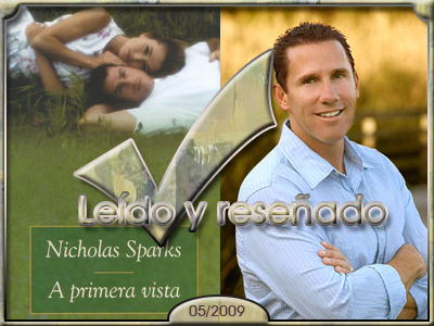 A primera vista, Nicholas Sparks
