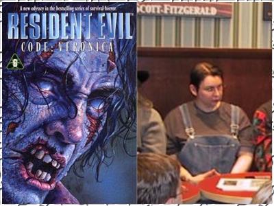 Resident Evil, de S.D. Perry (2002-2005).