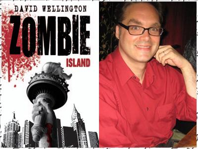 Zombie Island, de David Wellington (2004).