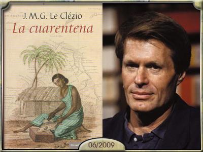 La cuarentena, de J.M.G. Le Clézio