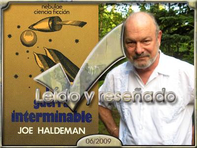 La guerra interminable, Joe Haldeman.