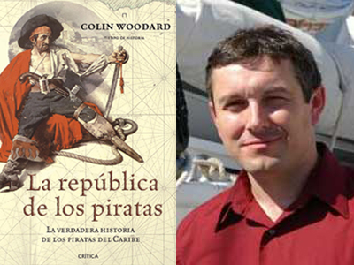 La republica de los piratas, de Colin