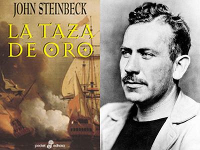 La taza de oro, de Jhon Steinbeck