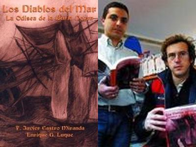 Los diablos del mar, de Javier Castro y  Luque