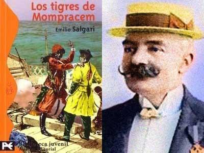 Los tigres de Momparecen, de Emilio Salgari