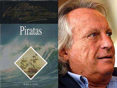 Piratas, de Alberto Vázquez Figueroa