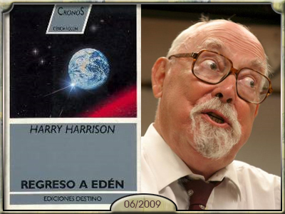 Regreso a Edén, Harry Harrison.
