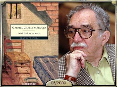 Noticia de un secuestro. Gabriel García Márquez.