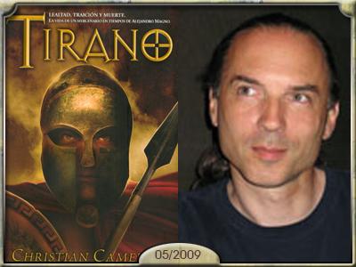 Tirano, Christian Cameron.