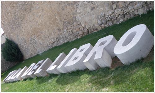 Única Villa del Libro en España.