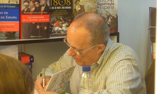 Fernando Garcia de Cortazar