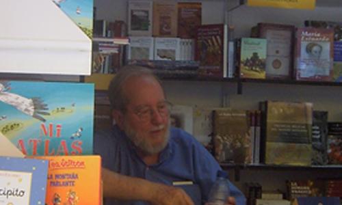 68 feria del libro de madrid. José García Abad