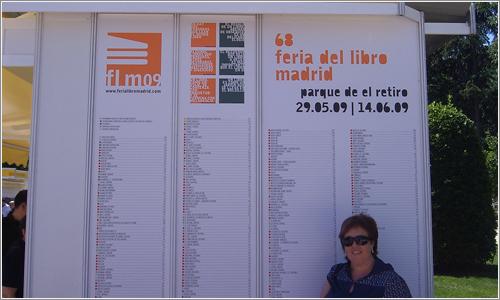 68 Feria del Libro de Madrid