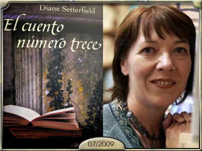 Diane setterfield image for El cuento numero trece