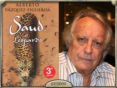 Saud, el Leopardo, de Alberto Vázquez Figueroa